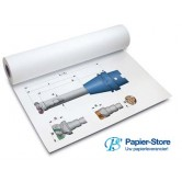 Graphic Arts Poster - 120 G/M2 - 1067 mm - 30 meter
