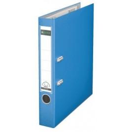 Ordner Leitz 1015 A4 50mm PP blauw