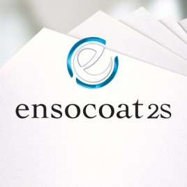 Sulfaatkarton - Ensocoat - 1 zijdig - 230 G/M2 - 460 x 640 - 125 vel