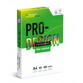 Pro Design - 300 g/m2 - A4 - 125 vel