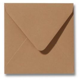 Envelop Roma 14 x 14 cm - 50 stuks - Oceaanblauw