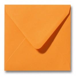 Envelop Roma 16 x 16 cm - 50 stuks - Goudgeel