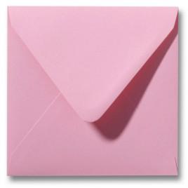 Envelop Roma 16 x 16 cm - 50 stuks - Lichtrose