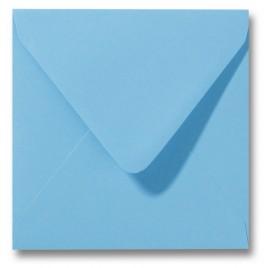 Envelop Roma 16 x 16 cm - 50 stuks - Laguneblauw