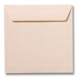 Envelop Roma 22 x 22 cm - 50 stuks - Wit