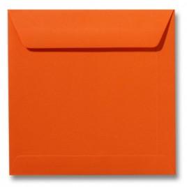 Envelop Roma 22 x 22 cm - 50 stuks - Feloranje