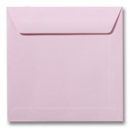Envelop Roma 22 x 22 cm - 50 stuks - Donkerrood