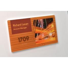EXPERT - A4 - Fluor Geel matte polyesterfilm 170g/m2 - 130 micron - 100 vel