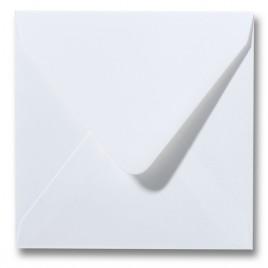 Biotop enveloppen - 14 x 14 cm - 120 g/m2 - Puntklep - gegomd