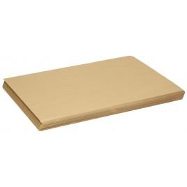 Natronkraft smalgestreept bruin kraftpapier - 120 G/M2 - A1 - 841x594 - 125 vel