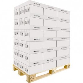 Sky Speed  - 80 g/m2 - A4 - 500 vel - Pallet