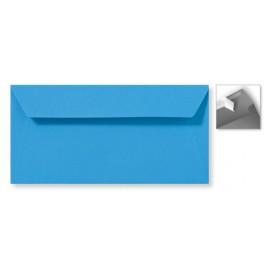 Envelop Striplock 11 x 22 cm - Lichtroze - 120 GM - Rechte klep - Striplock