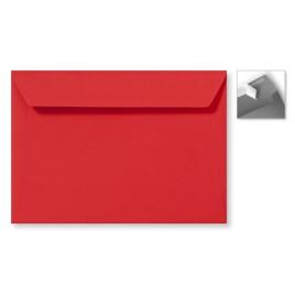 Envelop Striplock 15,6 x 22 cm - Appelgroen - 120 GM - Rechte klep - Striplock