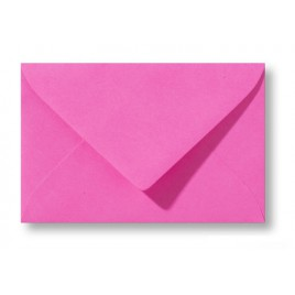 Envelop Roma 13 x 18 cm - 50 stuks - donkerroze