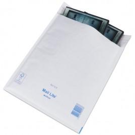 Luchtkussenenveloppen Mail Lite - 110x160mm - doos met 100 stuks