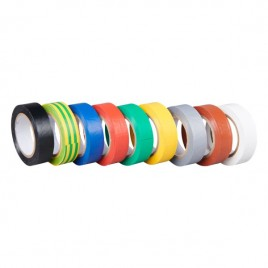 Handmatige tape, gelamineerd, isolerend voor electriciteit, PVC, blauw