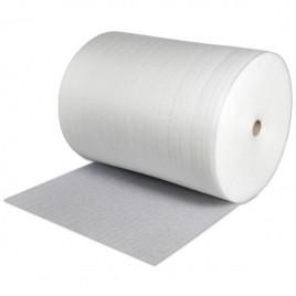 PE schuimfolie, wit, 1.000mm, polyethyleen schuim, 1000mm x 500.00m