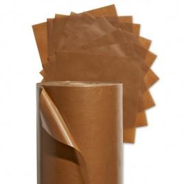Geparaffineerd kraftpapier - Verpakkingskraft - met wax- kraft -bruin - 95g/m2 - 1000mmx632.00m