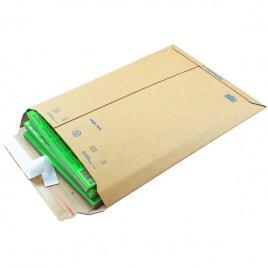 Golfkarton enveloppen - 270x390mm, Beschermenvelop, Golfhoogte E (1.8mm) - 100 st.