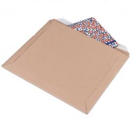 Zak/Akte Envelop,265x350mm, Beschermenvelop, wit, Karton, 500g/m2 - 100 st.