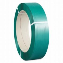 Omsnoeringsband PET - 0.850mm - 15.50mm x 1500.00m- asgatdiameter: 406mm