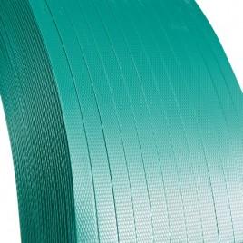 Mosca, Omsnoeringsband Machine, PET - 0.580mm - polyester 12.30mm x 2500.00m - asgatdiameter: 406mm