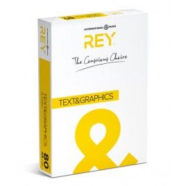 Rey Text & Graphics - 90 G/M2 - A3 - 500 vel
