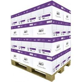 Pallet Rey Copy - A4 - 80GM - Wit (146 CIE) - 500 vel