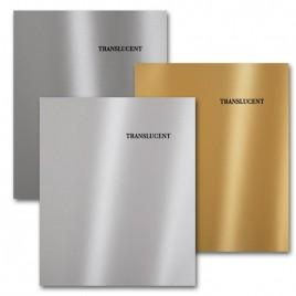 Curious Translucents Goud & Silver