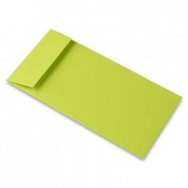 Pop'Set Virgin Pulp enveloppen - 110x220 - 120 GM - 500 stuks - lime tonic
