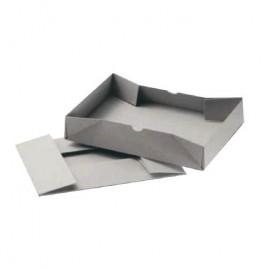 Drukwerkdozen Wit A5 - Bodem + Deksel 50 mm hoog