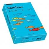 Rainbow - Blauw - 87 - A4 - 80 g/m2 - 500 vel