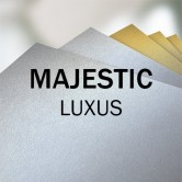 Majestic Luxus Real Silver - 120 G/M2 - SRA3 - 250 vel