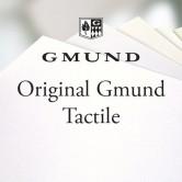 Original Gmund Env ZV Tactile, FSC Beige - Strip - 110x220 - 250 stuks - 120 G/M2