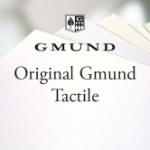 Original Gmund Env ZV Tactile, FSC Creme - Strip - 162x229 - 250 stuks - 120 G/M2