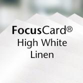 FocusCard Linnenpersing - Wit - 250 G/M2 - SRA3 - 125 vel