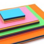 Gekleurd Papier A5 + A6 papier