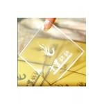 Etiket - Zelfklevend - water/scheurvast