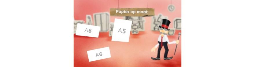 A5 + A6 Formaat Papier